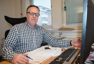 Antalet våldsbrott har minskat stadigt i Nynäshamns kommun under de senaste åren, konstaterar förundersökningsledare Tomas Jakobsson på Nynäshamnspolisen.