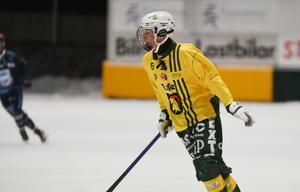 Unga Noa Djäkner stod för ett riktigt snyggt mål när han satte 4–0.