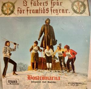 Putte Snitt, med höjd stav, 1971. Foto: Birger Nylén