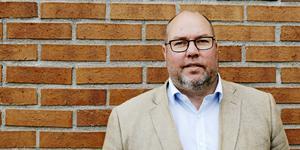 Bengt Andersson är samhällsbyggnadschef i Nykvarns kommun.