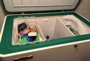 En gammal frysbox kan vara en riktig energitjuv.