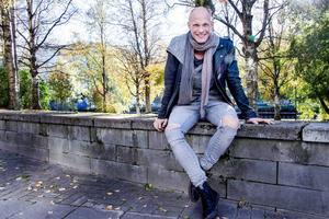 Tobias Karlsson berättar att han i Let's dance alltid försöker se folks styrkor i stället för brister.
