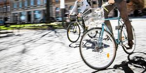 Debatten om cykling i Gävle går vidare.