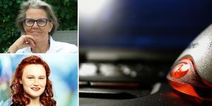 """""""Liberala kvinnor Dalarna har kontaktat Dalarnas kommuner och glädjande nog kan vi konstatera att nästan alla kommuner i Dalarna har någon form av porrfilter i skolornas nätverk"""" skriver Anna-Maria Norén (L) och Jessica Hellström (L). Foto: Privat/Hasse Holmberg/TT"""