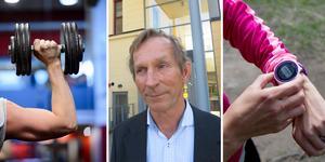 – Det är en folkhälsofråga att vår ungdomsgeneration är benägen att använda sådana preparat, säger Göran Svedsäter vid HiG.