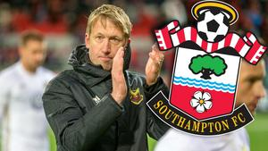 Graham Potter är INTE på väg till Southampton, enligt Daniel Kindberg.