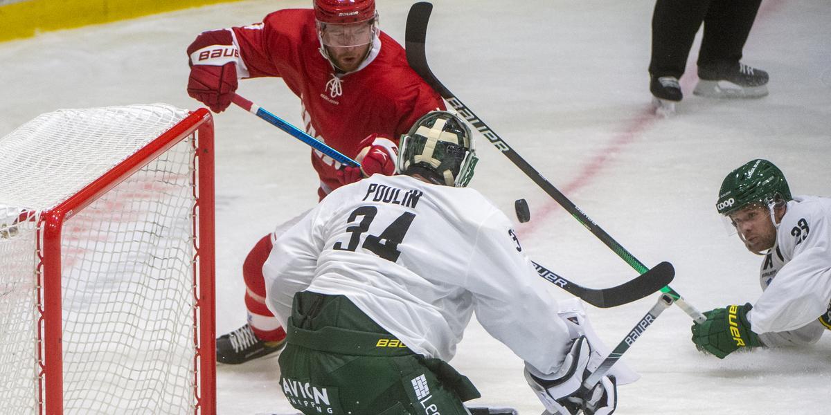 Lindholms uppoffrande spel gav energi åt Timrå IK: