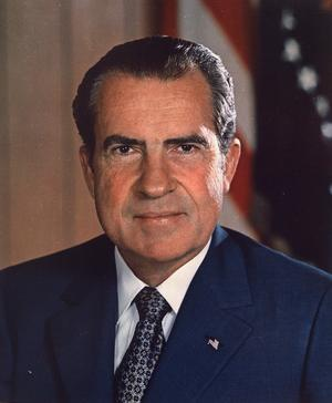 Richard Nixon 1974. Foto: Department of Defense