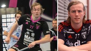 Simon Cederström lämnar IBF Falun efter tre säsonger. Nu flyttar han hem till Gävle men ännu har han inte gjort klart med en ny klubb. Foto: DT/Arkiv