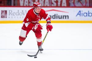 Lööke i Timrådressen. Han var en av nio spelare i Timrå som spelade på Stryktipset. Foto: Pär Olert / BILDBYRÅN.