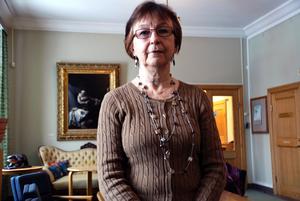 Anna-Maja Roos (C), ordförande för Centerpartiet i Rättvik, vill inte gå in på detaljer kring Riesbecks avgång.
