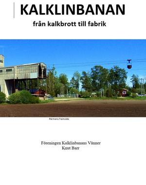 I samband med att linbanemuseet invigs släpps Knut Barrs bok.