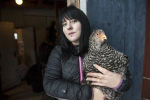 Djuren är Martina Gustafssons liv.