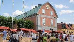 Från Rådhuset i Arboga ska staden styras.