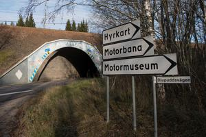 Olyckan inträffade vid Dalporten i Grängesberg.
