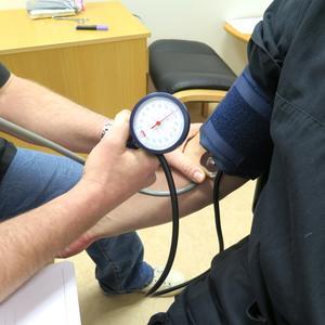 Hälsopartner hälsocentral ansvarar för 9 400 patienter.
