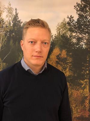 Roger Johansson, ordförande i Norbergs jaktskytteklubb.