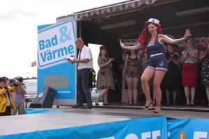 Juryn på Miss Summer Meet var helt eniga om att Miss Silver Freak var vinnaren i årets tävling.