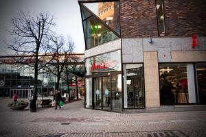 Åhléns varuhus på Stora torget i Örnsköldsvik.