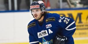 Alexander Hellgren är inte nöjd med hur IFK Arboga uppträtt de inledande två omgångarna i kvalserien. Foto: Arkiv