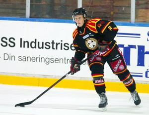Niklas Andersson.  Foto: Bildbyrån