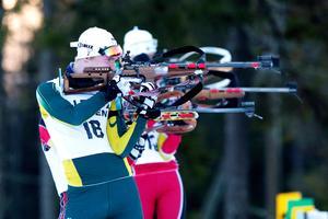 Sebastian från en tävling i Sverige.Foto: Jens Näsman