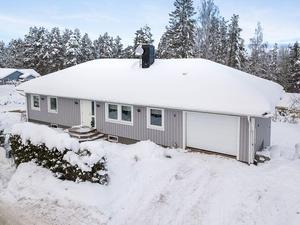En villa med åtta rum i Krondiket, Falu kommun, kom på plats nio på Klicktoppen för förra veckan. Foto: Patrik Persson/Bjurfors Dalarna
