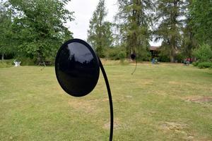 """Verket """"Landscape is picture"""" av Elisabeth Kihlström."""