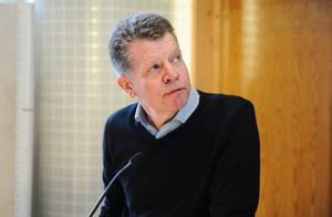 Kjell Petersson, chef för samhällsbyggnadskontoret.