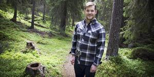 Tim Malmborg vill få folk att röra sig utan krav på prestation.