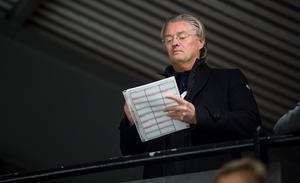 Kjell Dahlin var med när Winnipeg Jets draftade Patrik Laine. På onsdagen stod han på läkaren i Sundsvall Energi Arena och letade efter nästa stora stjärna.