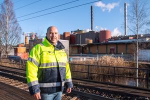 Richard Morén säger att läget för Fors Bruk är positivt  eftersom efterfrågan på hållbara och förnybara fiberbaserade material ökar