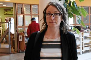 Omsorgsnämndens ordförande Anna Sundberg (S)