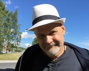 Bosse Nordgren, 55 år, mellan två jobb, Skönvik