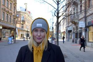 Stina Dahle, 24, studerande, Sundsvall: