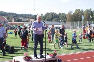 Anders Grönhagen berättar personliga minnen från Kramfors.