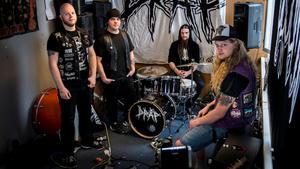 Dråp från Sundsvall är ett av bandet som spelar under avslutande kvällen av Propprock i Skönsberg.