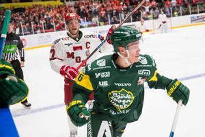 Tobias Enström och hans Modo har revansch att utkräva efter derbyförlusten i sudden death i Umeå senast. Bild: Johan Löf/Bildbyrån