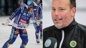 Johan Esplund och Svenne Olsson. Foto: Rikard Bäckman