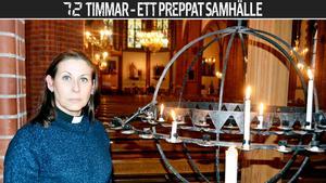 – Ur biblisk mening finns det en tanke om domens dag och att Kristus ska komma tillbaka med ett sammanbrott för att sedan bygga upp något nytt, men det talas inte om att mänskligheten ska utplånas, säger  Petra Hamnström, präst i Sundsvalls församling i Svenska kyrkan.