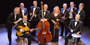 Succéorkestern Astoria är en av orkestrarna som kommer till Arboga under hösten.