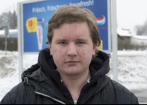 Fredrik Von Plato, 26, arbetslös, Sundsvall