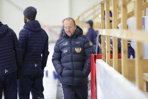 Joakim Nyström, Borlänge bandys tränare.