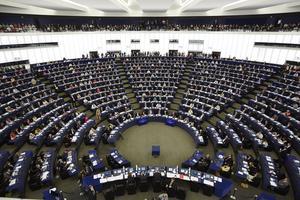 Europaparlamentet i Strasbourg.Foto: Fredrik Persson/TT