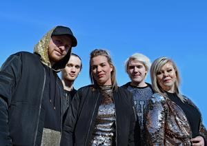 Discobandet Nightshine från Borlänge släpper singeln