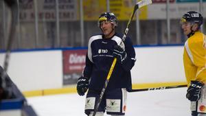 Conny Strömberg gjorde 14 poäng på elva matcher i IFK Arboga.