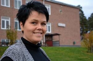 Fränstabon Linda Mattsson Bolin är den som står högst på Vår framtids lista i kommunvalet 2018.