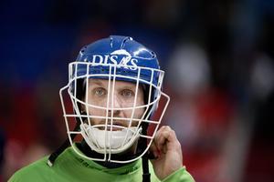 Andreas Bergwall ses som världens bästa målvakt. Inför den här säsongen har han klivit ned i allsvenskan för att vinna serien med AIK. Bild: Jessica Gow / TT