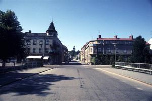 Kungsgatan i Åmål 1983.