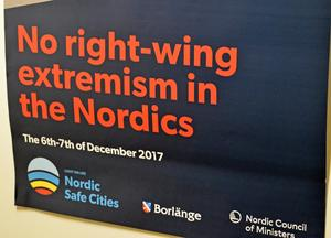 Nätverket samlades till konferens i Borlänge.